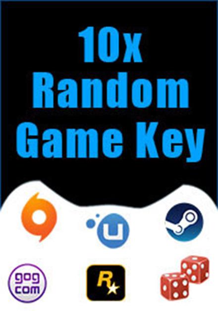 10 Random Keys