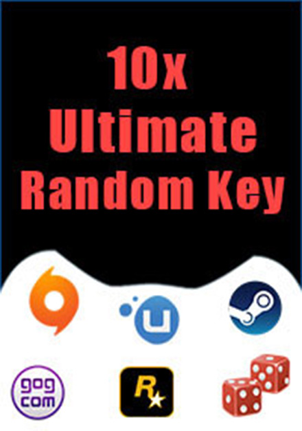 10 Ultimate Random Keys