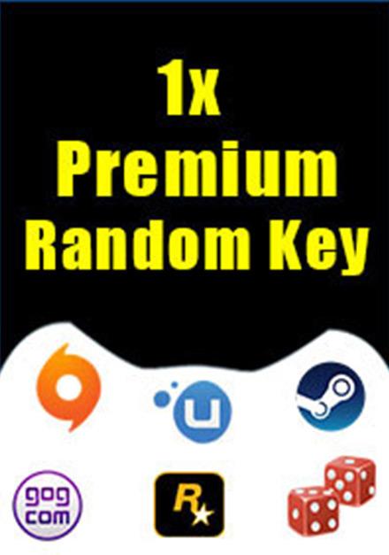Official 1 Premium Random Key