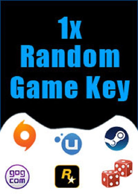 1 Random Steam Key