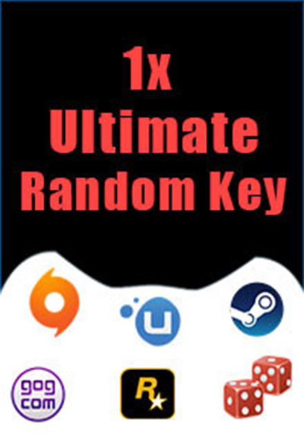 Official 1 Ultimate Random Key
