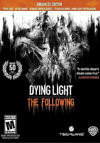 Official Dying Light Enhanced Edition (Steam Cloud Activation)