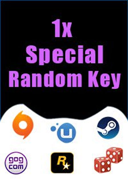 1 Special Random Key
