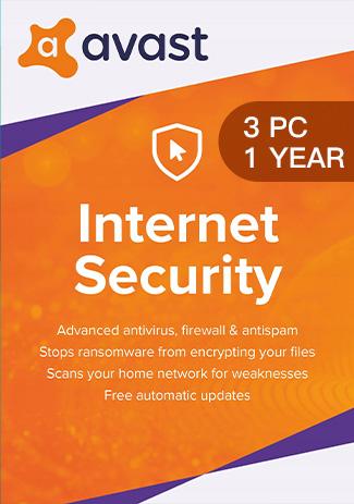 g2deal.com, Avast Internet Security - 3 PC / 1 Year