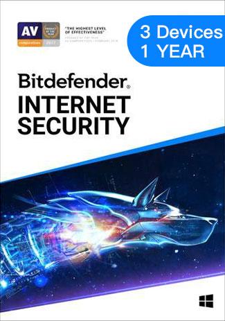 g2deal.com, Bitdefender Internet Security - 3 Devices - 1 Year (EU)
