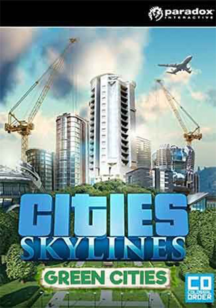 Official Cities: Skylines - Green Cities (PC)
