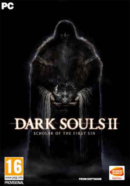 Official DARK SOULS II: Scholar of the First Sin (PC)