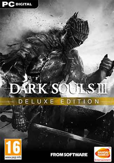 Official DARK SOULS III Deluxe Edition (PC)
