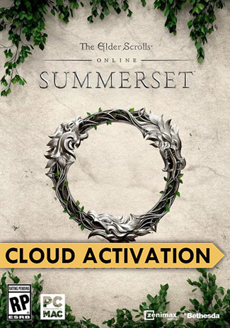 Official The Elder Scrolls Online: Summerset Collector's Edition (Steam Cloud Activation)