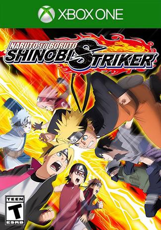 Naruto to Boruto Shinobi Striker - Standard Edition (Xbox One Download Code)
