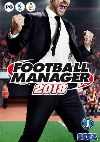 Official Football Manager 2018 (Steam Cloud Activation)