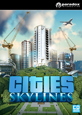 Official Cities: Skylines Digital Deluxe Edition (PC/Mac)