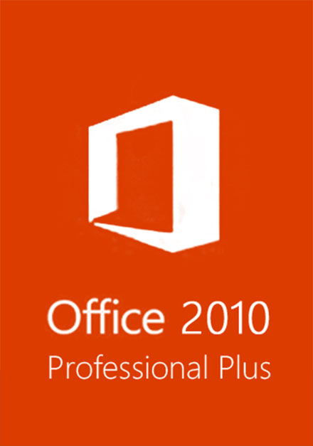 Official Microsoft Office Pro Professional Plus 2010 CD-KEY
