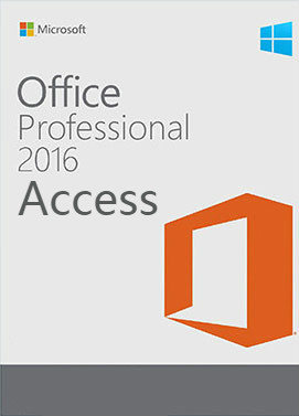 Official Microsoft Office 2016 Professional Access