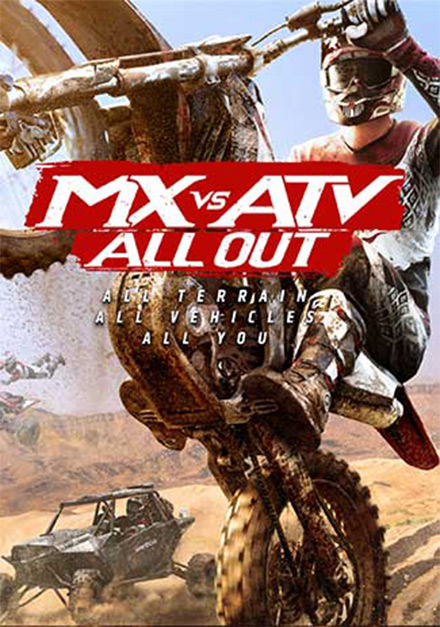Official MX vs ATV All Out (PC)