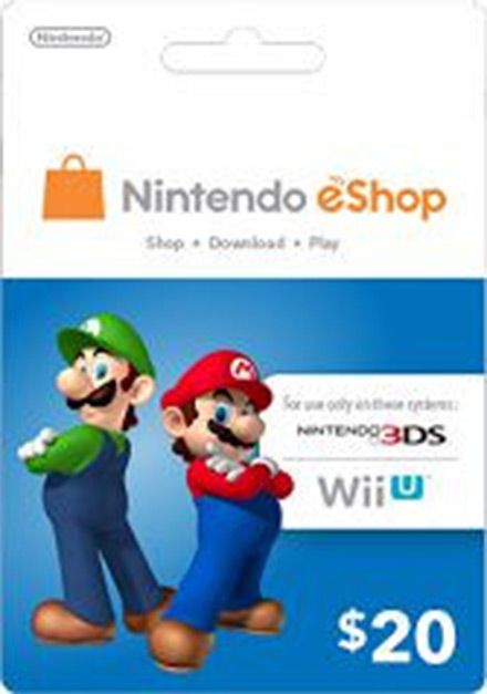Official Nintendo Cards 20 USD