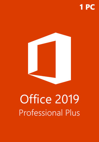 Official Microsoft Office 2019 Professional Plus CD-KEY