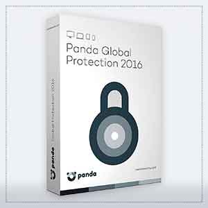 Official Panda Global Protection 2016 - 3 PCs for 1 Year