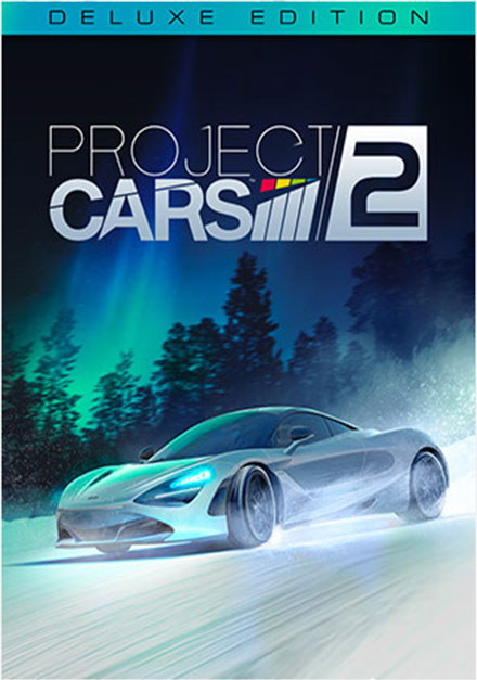 Official Project Cars 2 - Deluxe Edition (PC)
