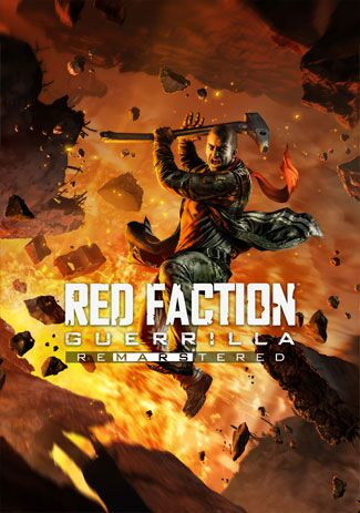 Official Red Faction Guerrilla Remarstered EU Version (PC)
