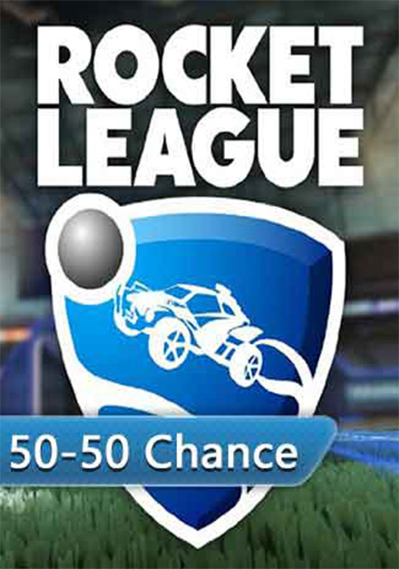 [50-50 Chance] Rocket League (PC)