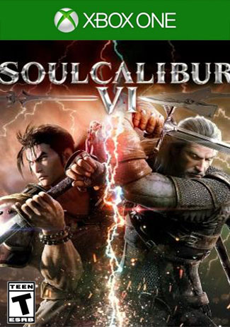 SOULCALIBUR VI (Xbox One Download Code)