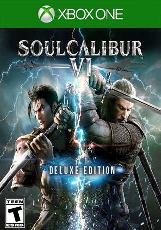 SOULCALIBUR VI - Deluxe Edition (Xbox One Download Code)