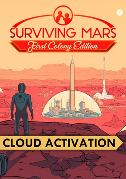 Official Surviving Mars: First Colony Edition Steam Cloud Activation (PC)