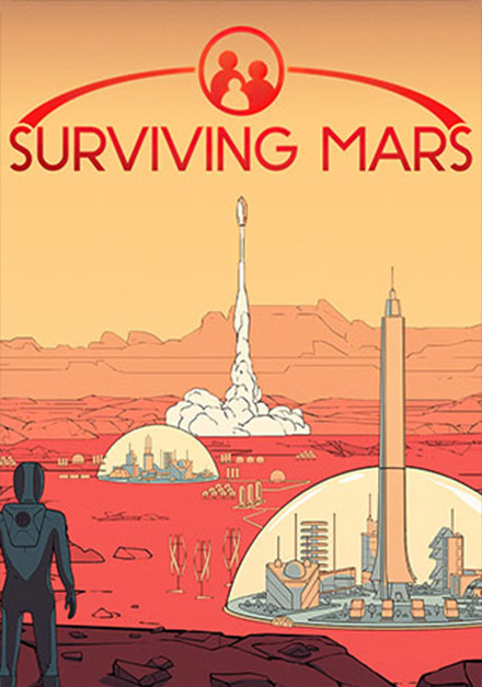 Official Surviving Mars (PC)