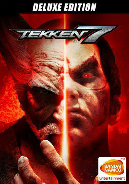 Official Tekken 7 Deluxe Edition (PC)