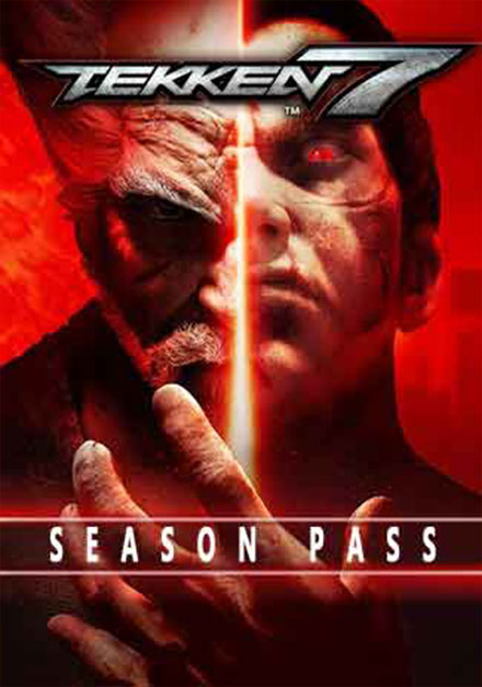 Official Tekken 7 season pass (PC)