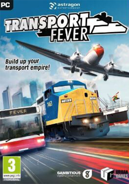 Official Transport Fever (PC/Mac)