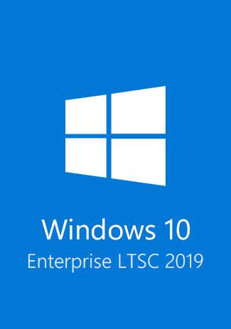 Official Windows 10 Enterprise 2019 LTSC Microsoft CD Key (1 PC)