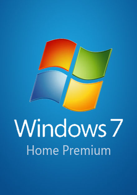 Official Windows 7 Home Pre Premium CD-KEY(32/64 Bit)