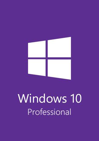 Official Windows 10 Pro Professional CD-KEY (32/64 Bit)
