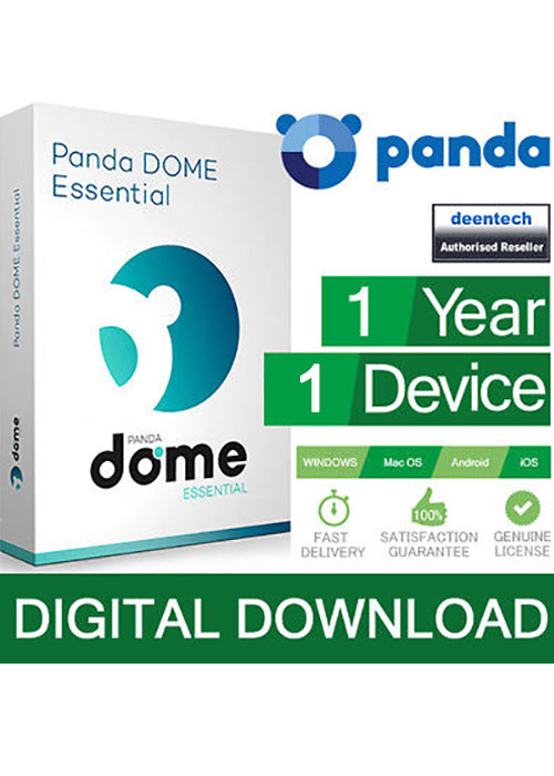 Official Panda Dome Essential 1 PC 1 Year Global Key