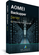 Official AOMEI Backupper Server Latest Version + Free Lifetime Upgrades Key Global