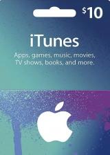 Official Apple iTunes $10 Gutschein-Code US iPhone Store