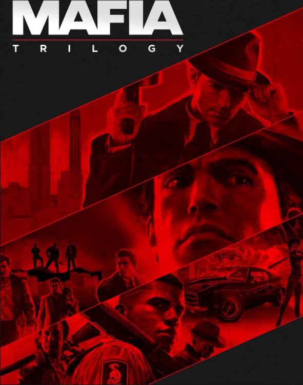 Official Mafia Trilogy Steam CD Key EU