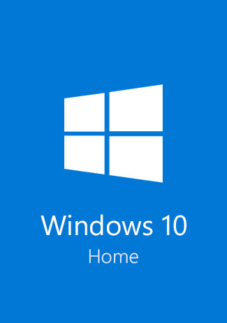 Official Windows 10 Home (32/64 Bit)
