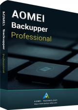 Official AOMEI Backupper Professional 5.7 Edition Key Global