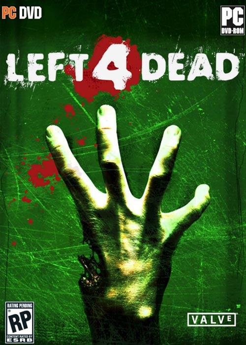 Official Left 4 Dead Steam CD-Key